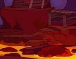 GFG Foxy Lava Cave Escape