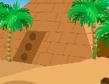 AVM Desert Egypt Pyramid Escape Game