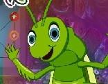 G4K Find The Locust Game