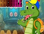 G4K Wave Crocodile Escape