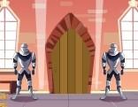 GFG Castle With Knight Guards Escape