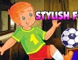 AVM Stylish Football Boy Escape