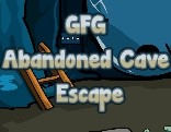 GFG Abandoned Cave Escape