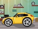 GFG Classy Car Garage Escape
