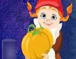 G4K Pumpkin Girl Rescue