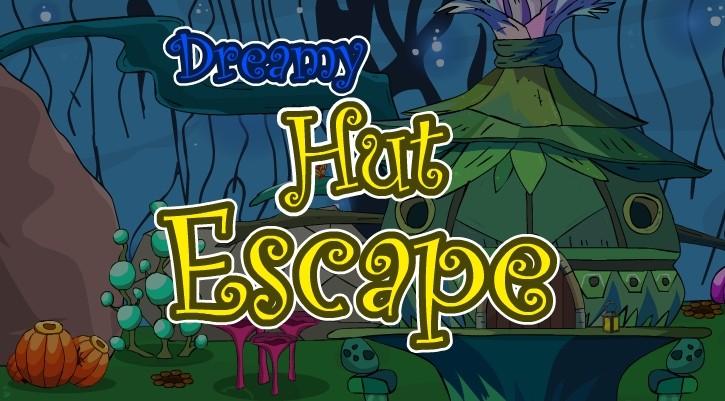 GFG Dreamy Hut Escape