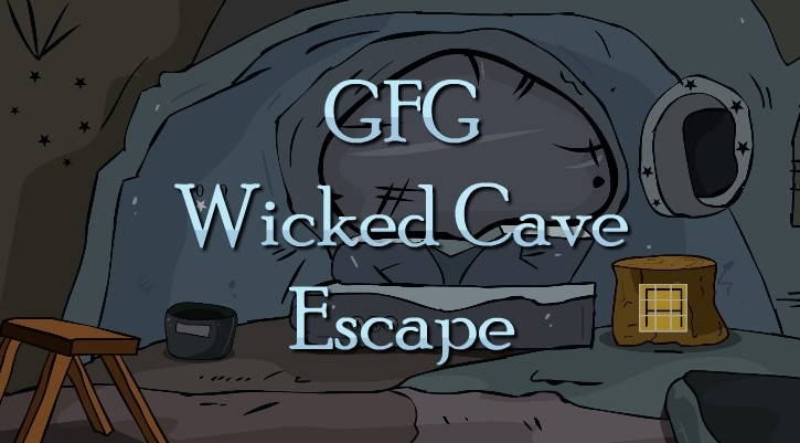GFG Wicked Cave Escape