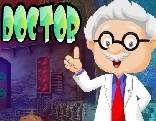 G4K Find Elderly Doctor Escape