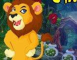G4K Grumpy Lion Escape