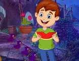 G4K Watermelon Boy Rescue