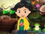 G4K Cutest Smiling Boy Escape