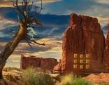 Desert No Way to Escape