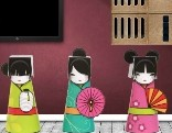 8b Japanese Doll Escape 2