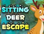 G4K Sitting Deer Escape