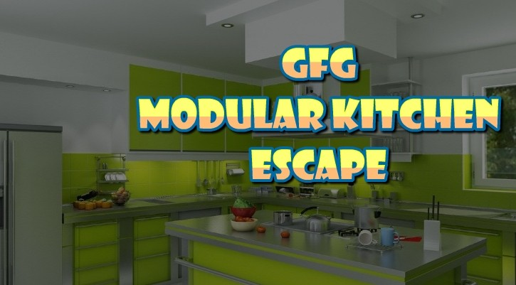 GFG Modular Kitchen Escape