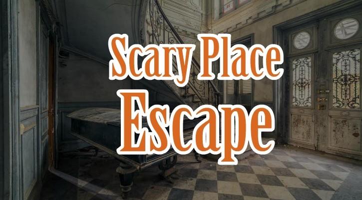 GFG Scary Place Escape