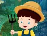 G4K Farmer Kids Escape