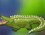 Avm Enormous Crocodile Escape
