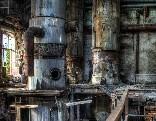 GFG Abandoned Sugar Mill Escape