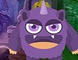 G4K Violet Creature Escape