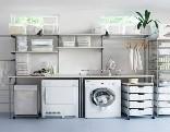 GFG Organized Laundry Room Escape