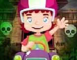 G4K Car Riding Girl Escape