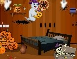 Top10 Halloween Escape From Orange House