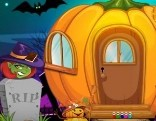 Top10 Halloween Escape From Pumpkin House