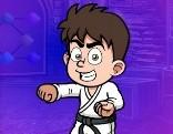 G4K Karate Black Belt Winner Escape