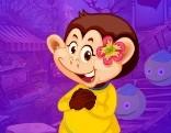 G4K Lovely Monkey Escape