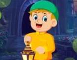 G4K Lantern boy Escape