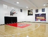 GFG Commercial Basketball Indoor Escape
