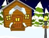 MouseCity Snowy Cabin Escape