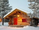 GFG Winter Cabin Christmas Celebration Escape