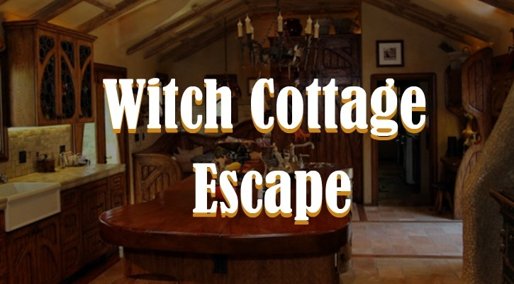 GFG Witch Cottage Escape