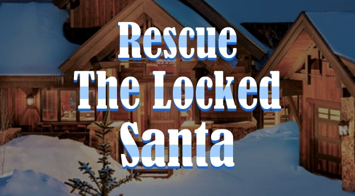 GFG Rescue The Locked Santa