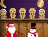 Amgel Gingerbread Room Escape