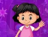 G4K Lovely Tiny Girl Escape