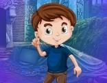 G4K Serene Boy Escape