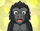 G4K Baby Gorilla Escape