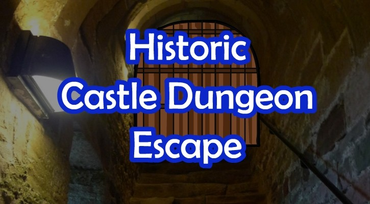 GFG Historic Castle Dungeon Escape