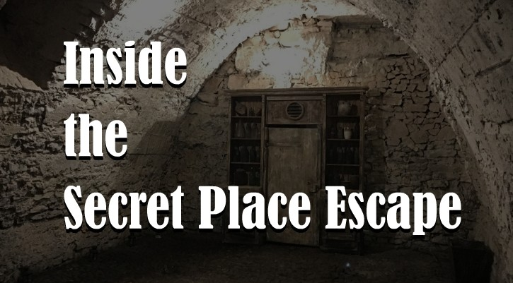GFG Inside the Secret Place Escape