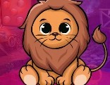 G4K Pretty Lion Escape