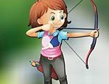Avm Archery Girl Escape