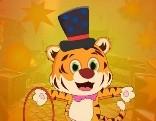 G4K Joyous Circus Tiger Escape
