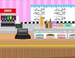 MouseCity Ice Cream Parlor Escape