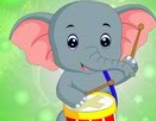 G4K Drummer Elephant Escape