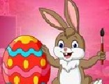 G4K Lovely Rabbit Painter Escape