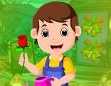 G4K Gardener Boy Escape