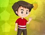 G4K Resplendent Boy Escape